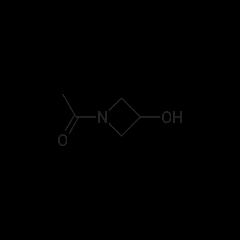 1-(3-Hydroxyazetidin-1-yl)ethanone