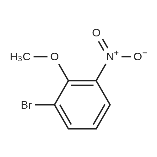 1-Bromo-2-methoxy-3-nitrobenzene