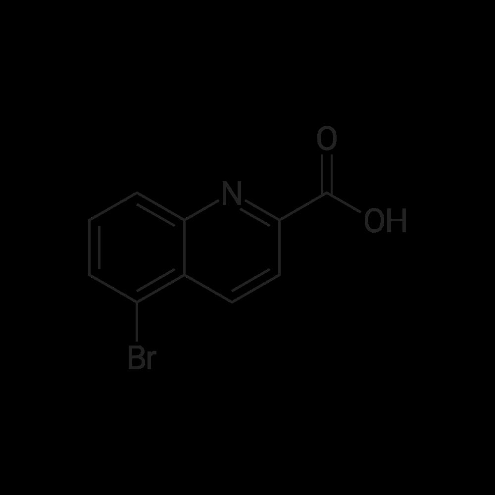 5-Bromoquinoline-2-carboxylic acid