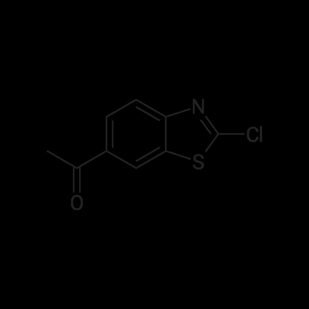 1-(2-Chlorobenzo[d]thiazol-6-yl)ethanone