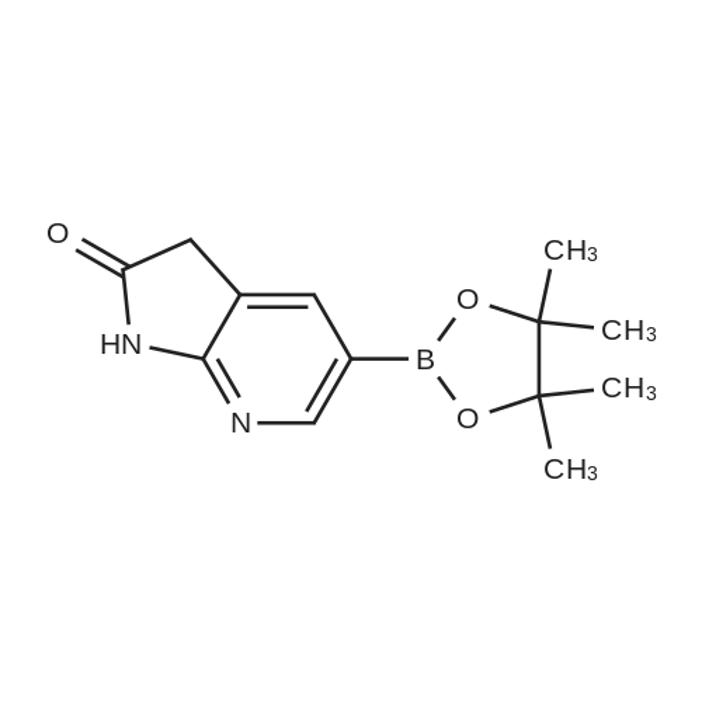 5-(4,4,5,5-Tetramethyl-1,3,2-dioxaborolan-2-yl)-1H-pyrrolo[2,3-b]pyridin-2(3H)-one