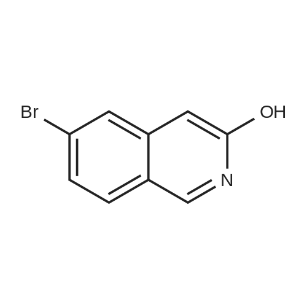 6-Bromo-3-hydroxyisoquinoline