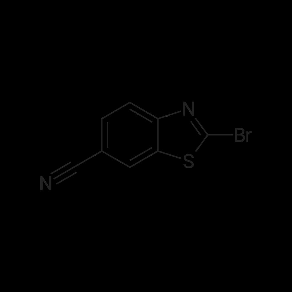 2-Bromobenzo[d]thiazole-6-carbonitrile