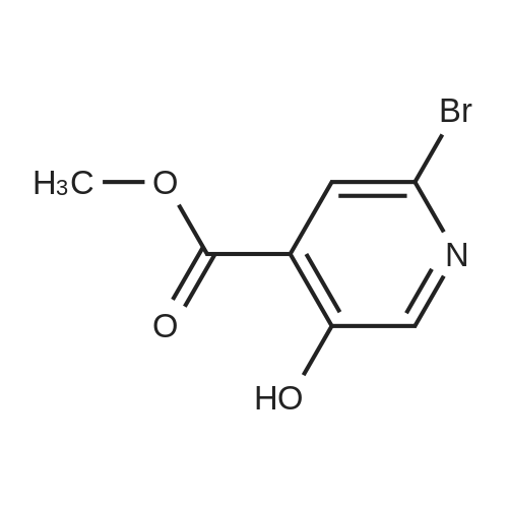Methyl 2-bromo-5-hydroxyisonicotinate