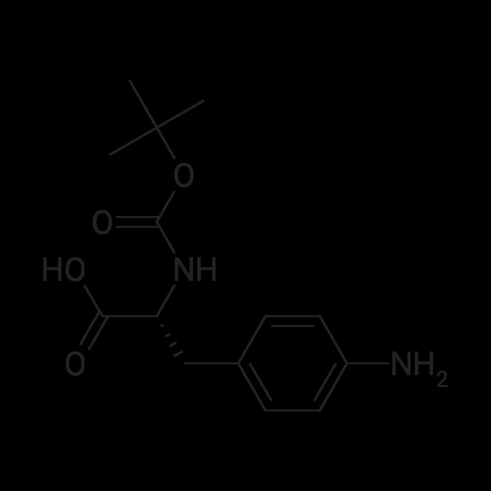 Boc-D-Phe(4-NH2)-OH