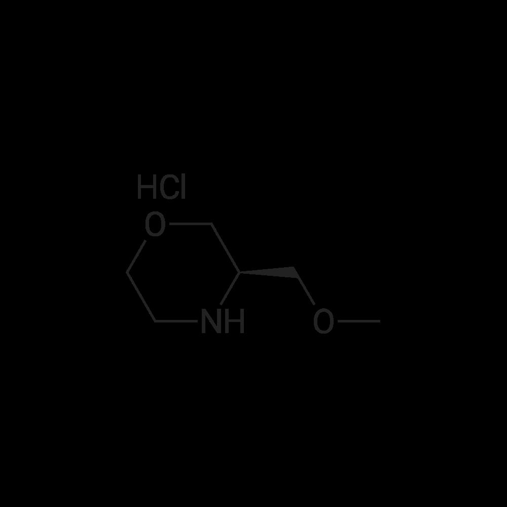 (R)-3-(Methoxymethyl)morpholine hydrochloride