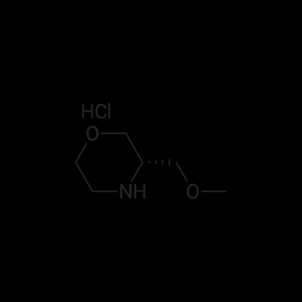 (S)-3-(Methoxymethyl)morpholine hydrochloride
