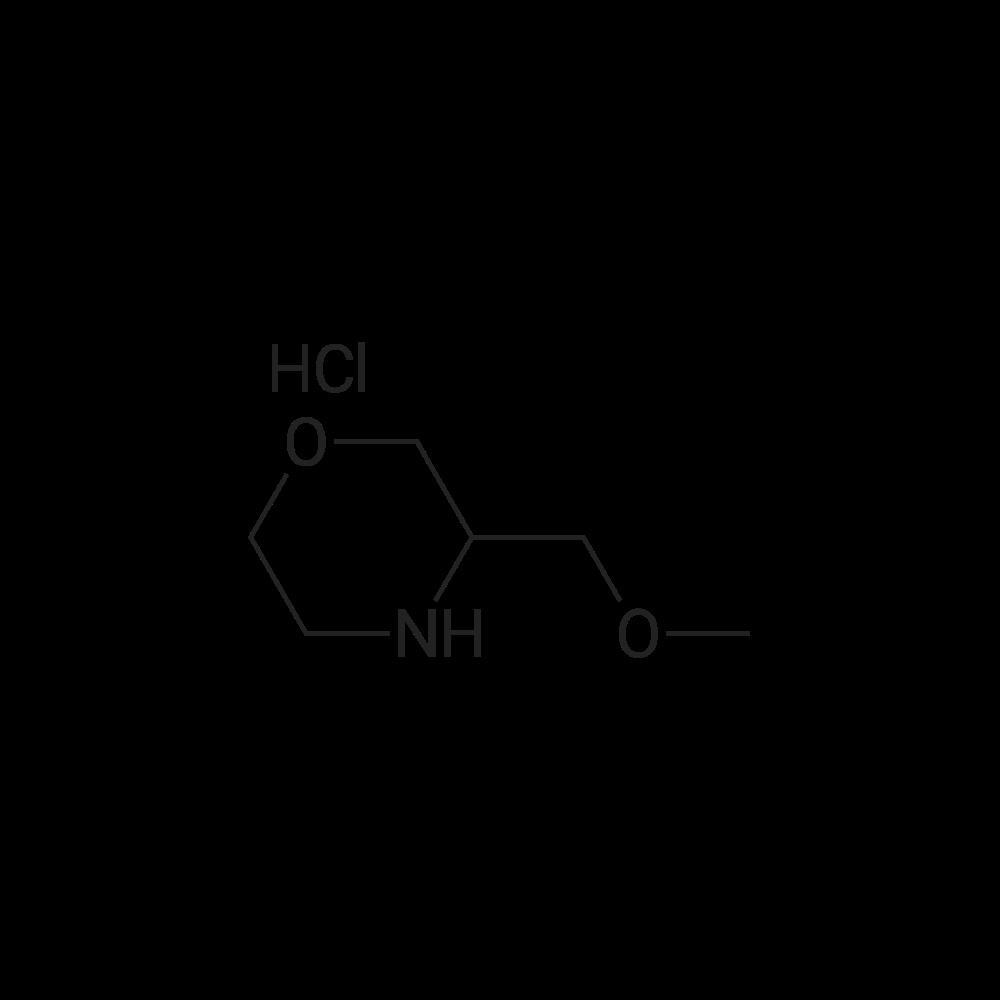 3-(Methoxymethyl)morpholine hydrochloride
