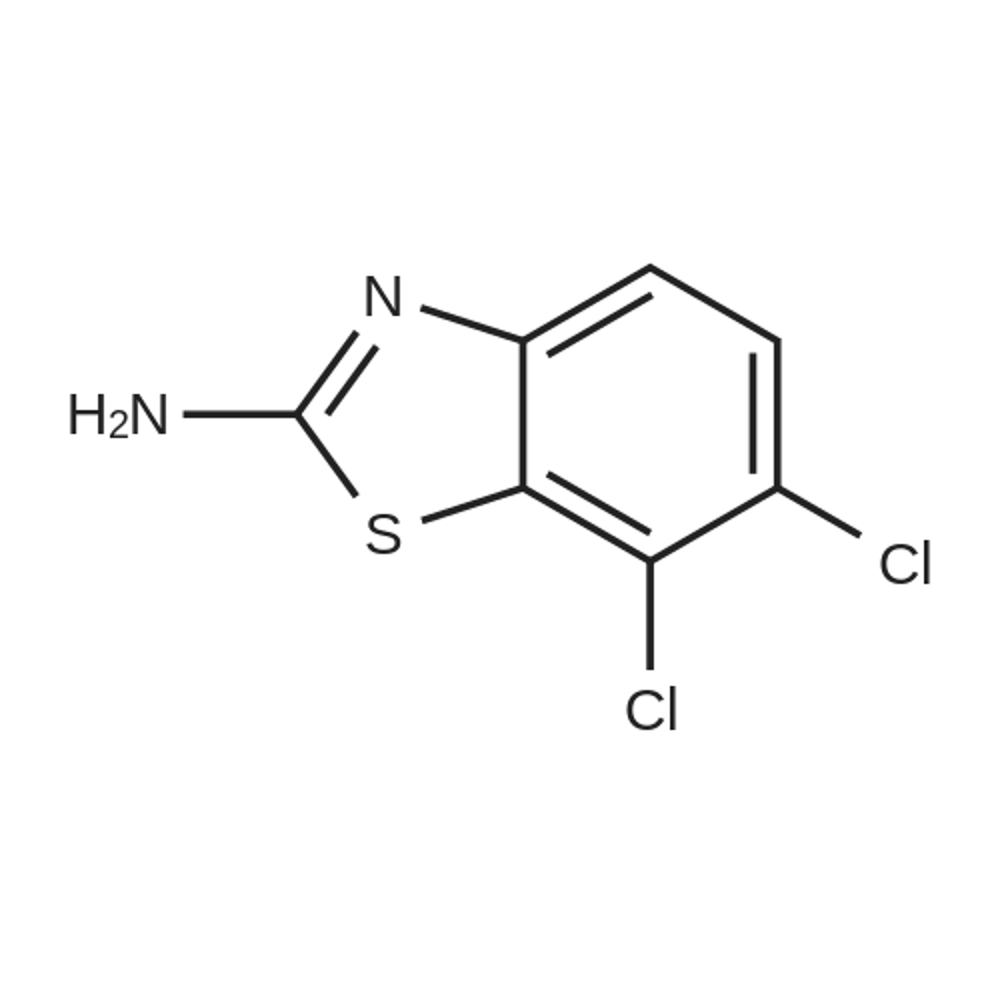 6,7-Dichlorobenzo[d]thiazol-2-amine