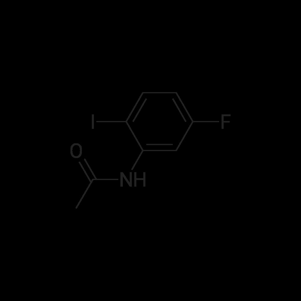 N-(5-Fluoro-2-iodophenyl)acetamide