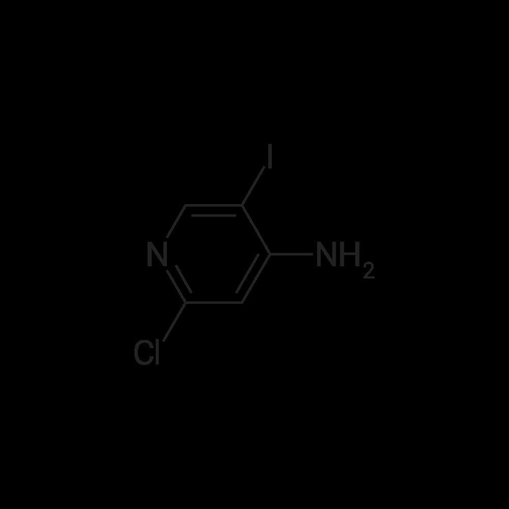 2-Chloro-5-iodo-4-pyridinamine