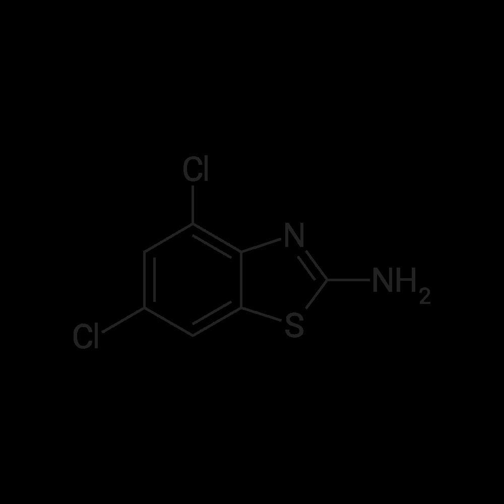 2-Amino-4,6-dichlorobenzothiazole
