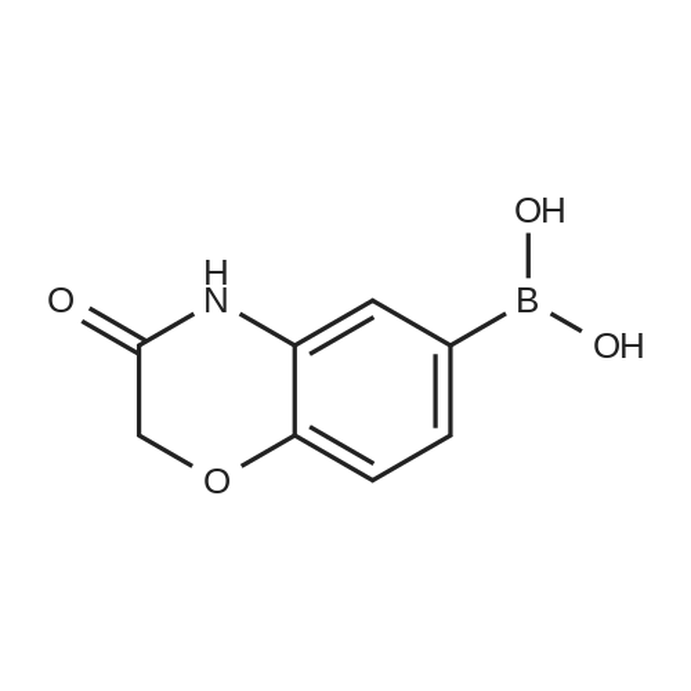 (3-Oxo-3,4-dihydro-2H-benzo[b][1,4]oxazin-6-yl)boronic acid