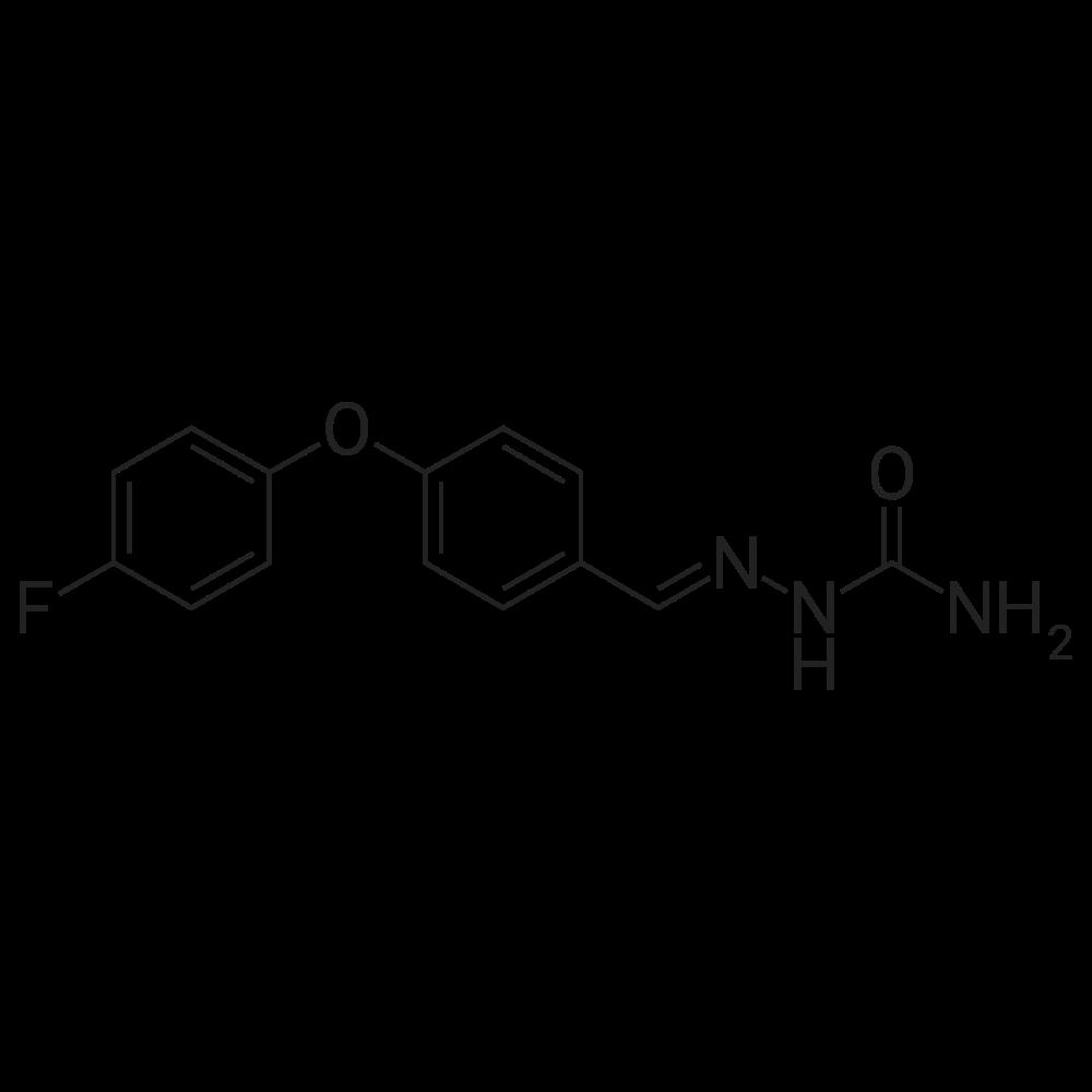 2-(4-(4-Fluorophenoxy)benzylidene)hydrazinecarboxamide