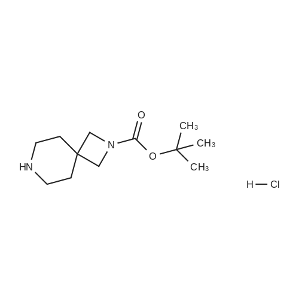 tert-Butyl 2,7-diazaspiro[3.5]nonane-2-carboxylate hydrochloride