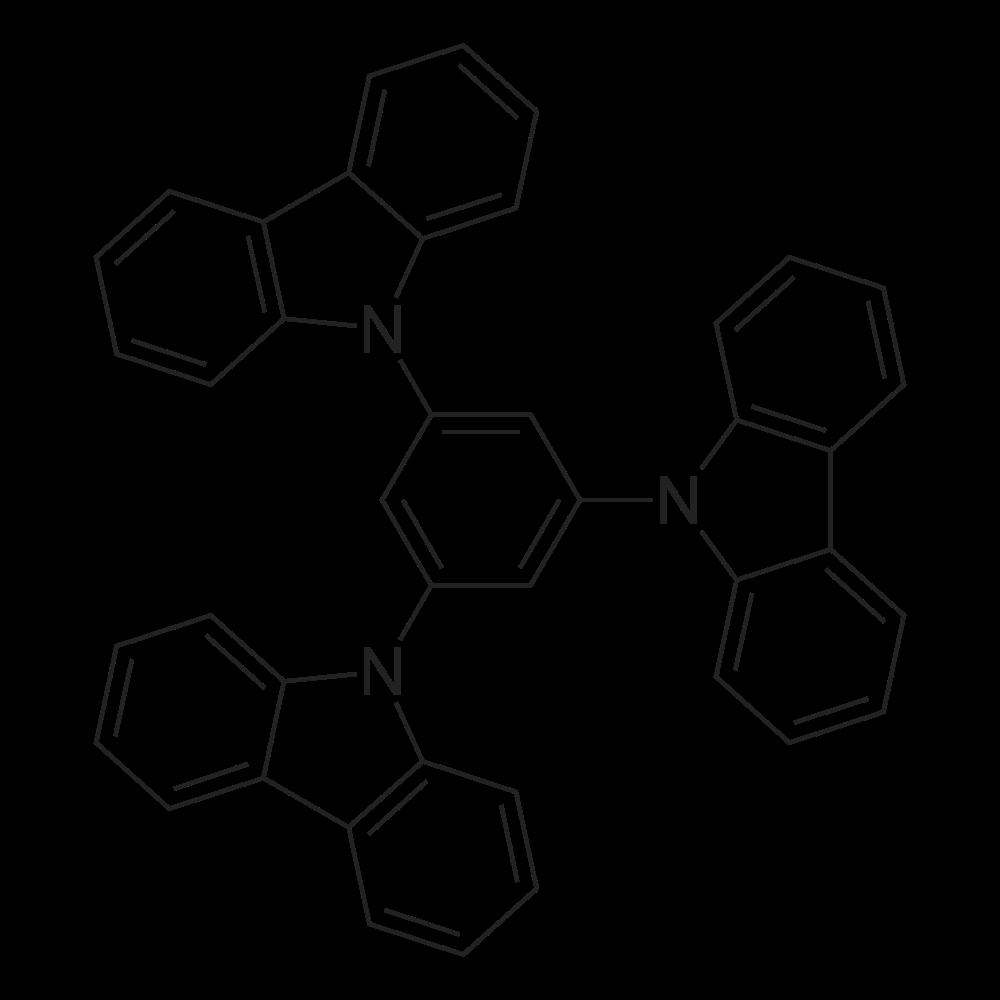 1,3,5-Tri(9H-carbazol-9-yl)benzene