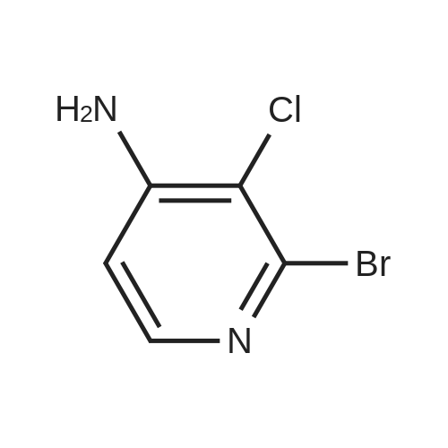 Chemical Structure| 610277-13-9