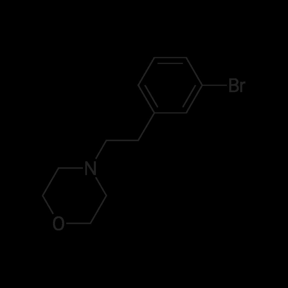4-(3-bromophenethyl)morpholine