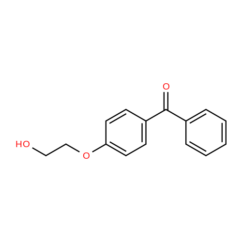 (4-(2-Hydroxyethoxy)phenyl)(phenyl)methanone