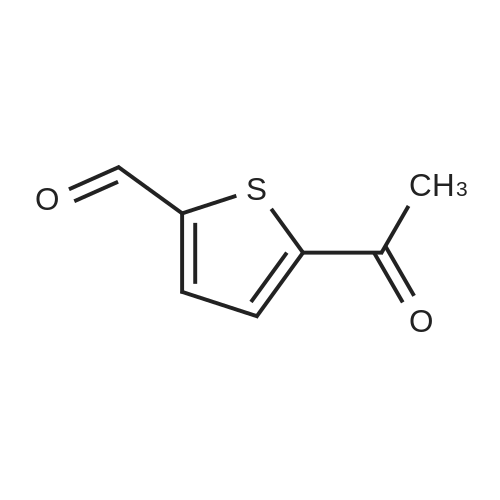 5-Acetylthiophene-2-carbaldehyde