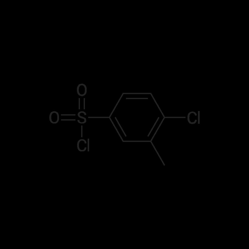 4-Chloro-3-methylbenzene-1-sulfonyl chloride