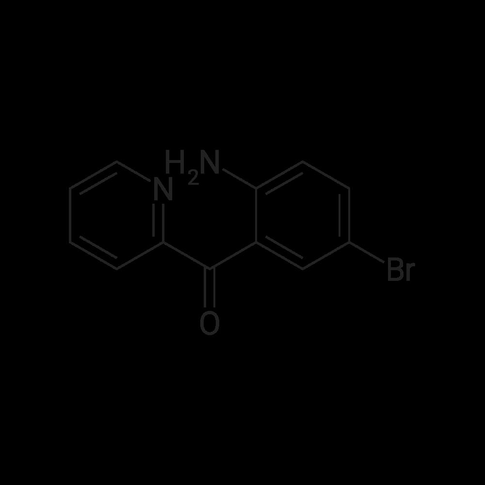 (2-Amino-5-bromophenyl)(pyridin-2-yl)methanone