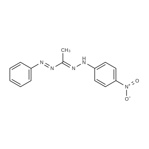 3-Methyl-1-(4-nitrophenyl)-5-phenylformazan