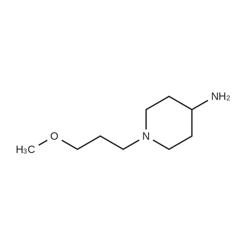1-(3-Methoxypropyl)piperidin-4-amine