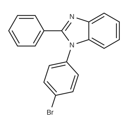 1-(4-Bromophenyl)-2-phenyl-1H-benzo[d]imidazole