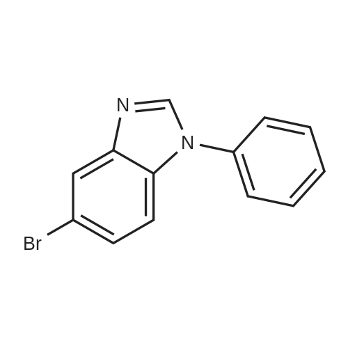 5-Bromo-1-phenyl-1H-benzo[d]imidazole