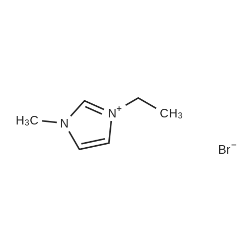 3-Ethyl-1-methyl-1H-imidazol-3-ium bromide