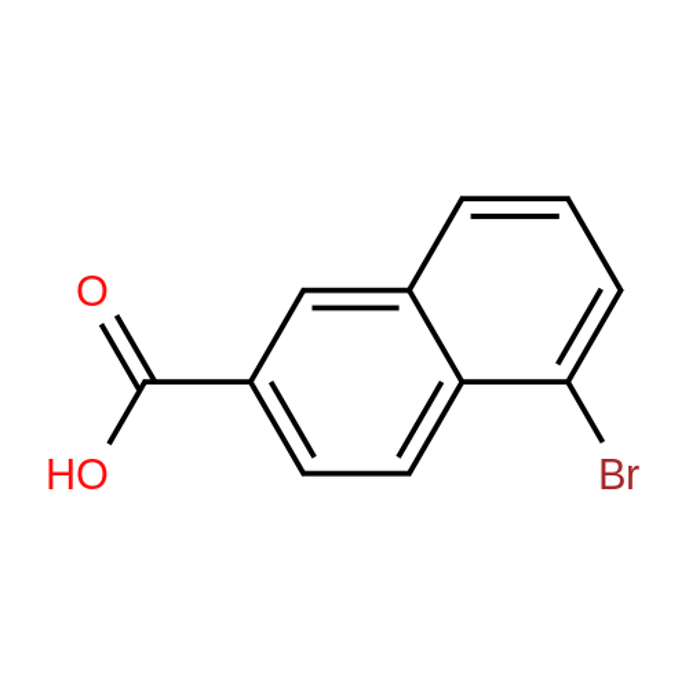5-Bromo-2-naphthoic acid