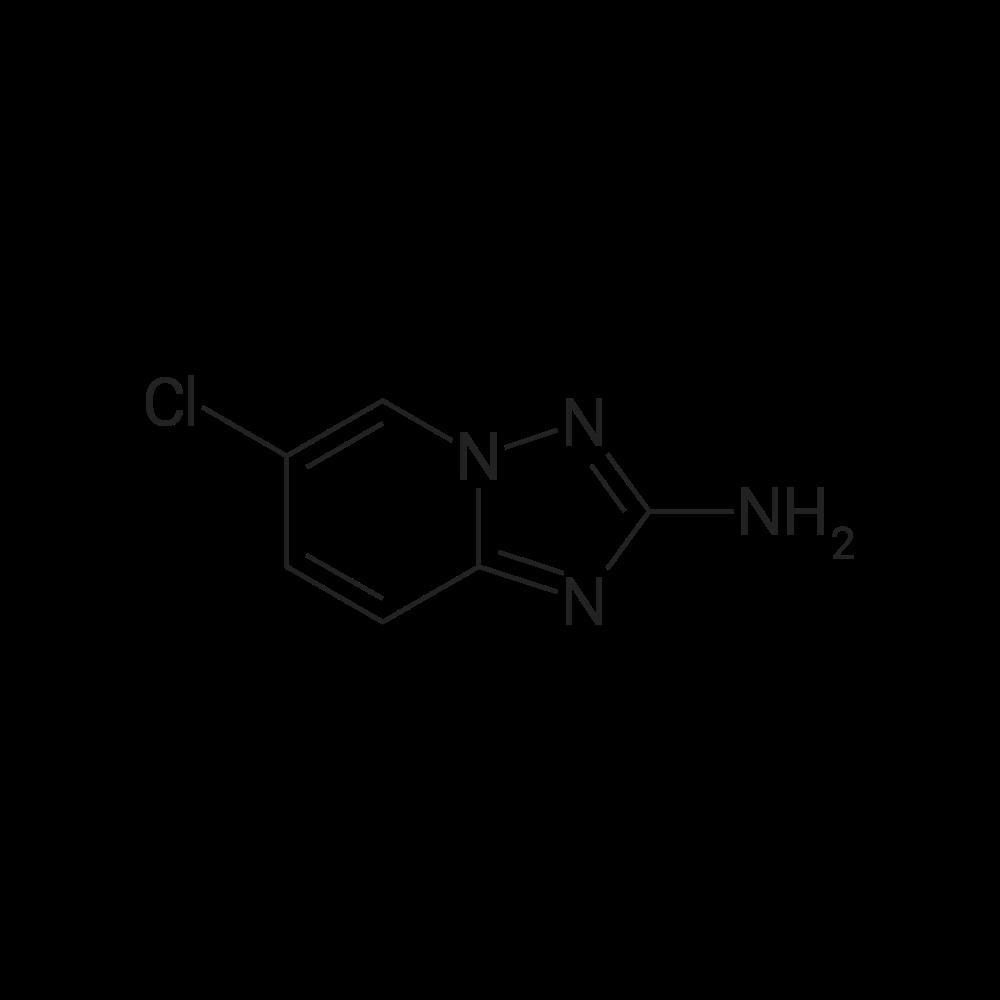 6-Chloro-[1,2,4]triazolo[1,5-a]pyridin-2-amine