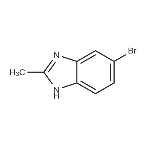 5-Bromo-2-methyl-1H-benzo[d]imidazole