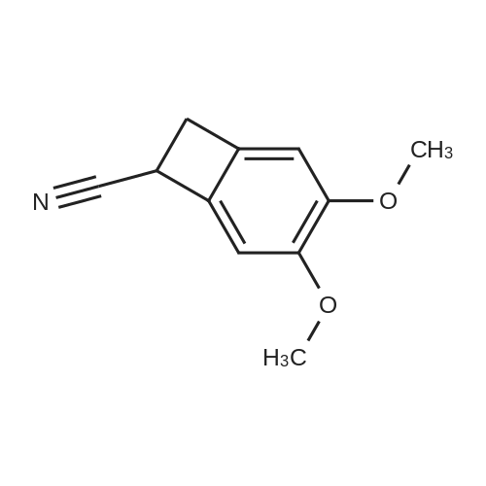 4,5-Dimethoxy-1-cyanobenzocyclobutane
