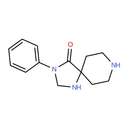 3-Phenyl-1,3,8-triazaspiro[4.5]decan-4-one