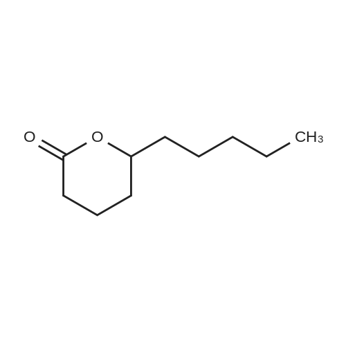 6-Pentyltetrahydro-2H-pyran-2-one