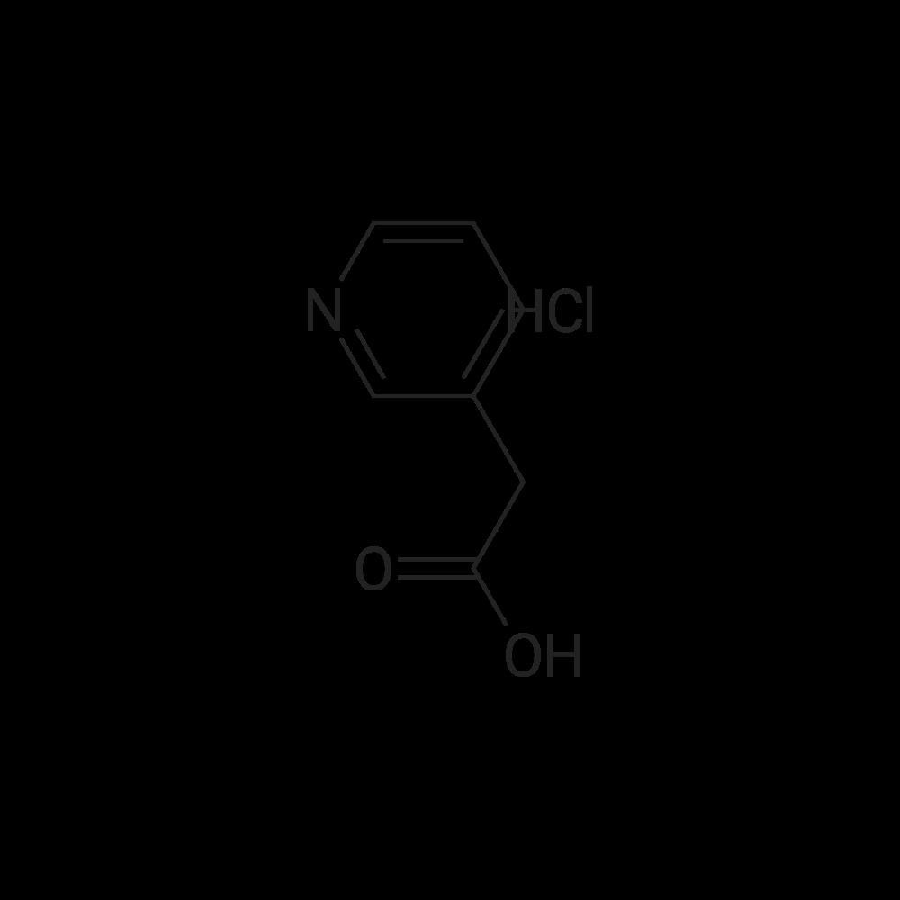 2-(Pyridin-3-yl)acetic acid hydrochloride
