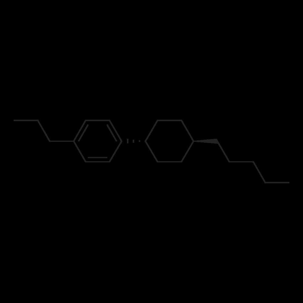 1-(trans-4-Pentylcyclohexyl)-4-propylbenzene