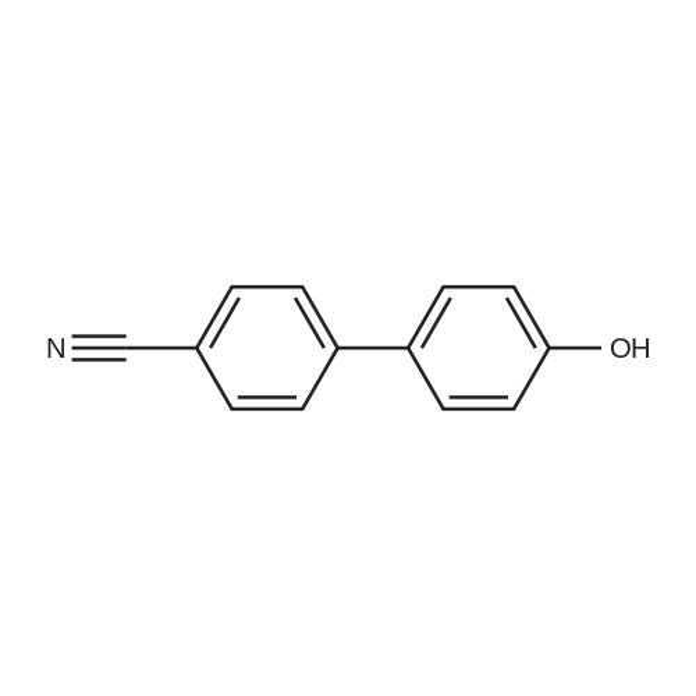 4'-Hydroxy-4-biphenylcarbonitrile