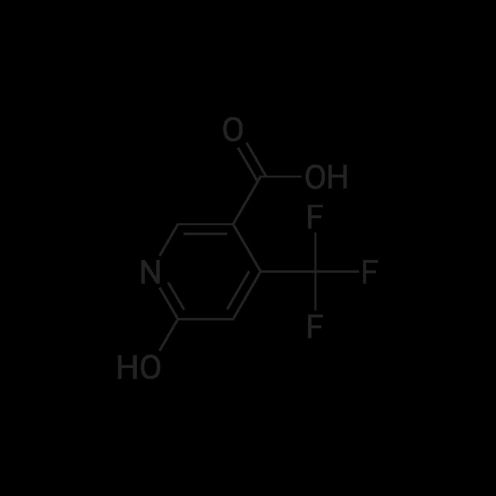 6-Hydroxy-4-(trifluoromethyl)nicotinic acid