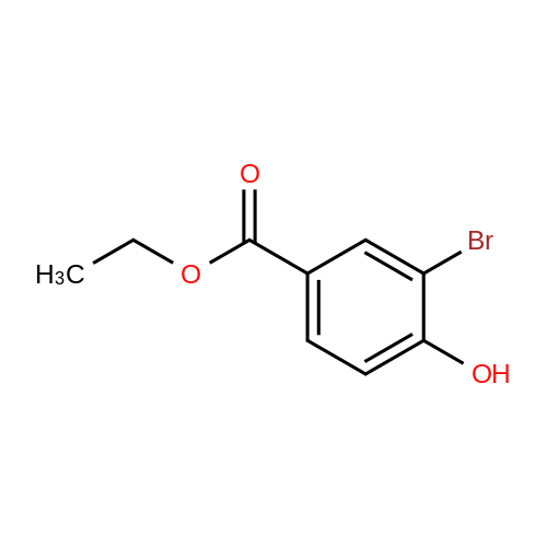 Ethyl 3-bromo-4-hydroxybenzoate