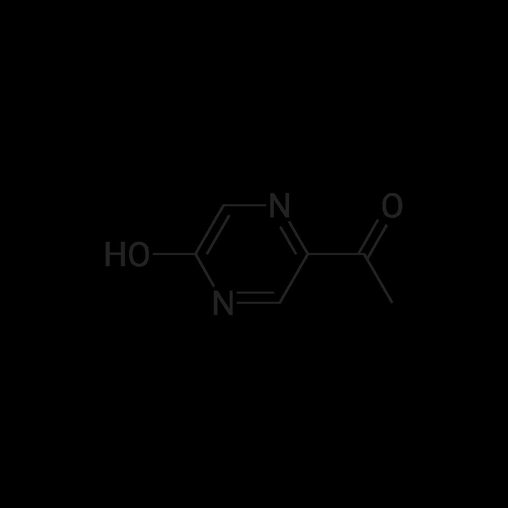 1-(5-Hydroxypyrazin-2-yl)ethanone