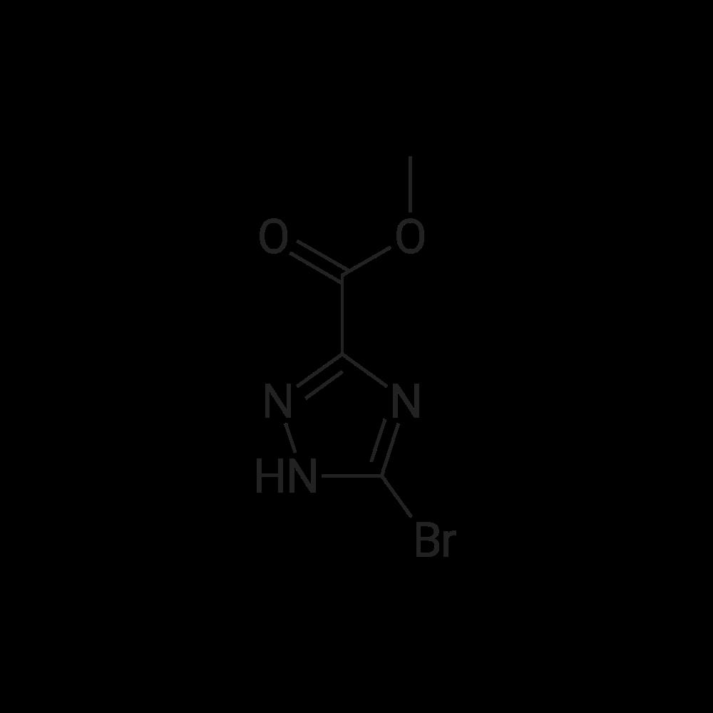 Methyl 5-bromo-1H-1,2,4-triazole-3-carboxylate