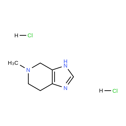 5-Methyl-4,5,6,7-tetrahydro-3H-imidazo[4,5-c]pyridine dihydrochloride
