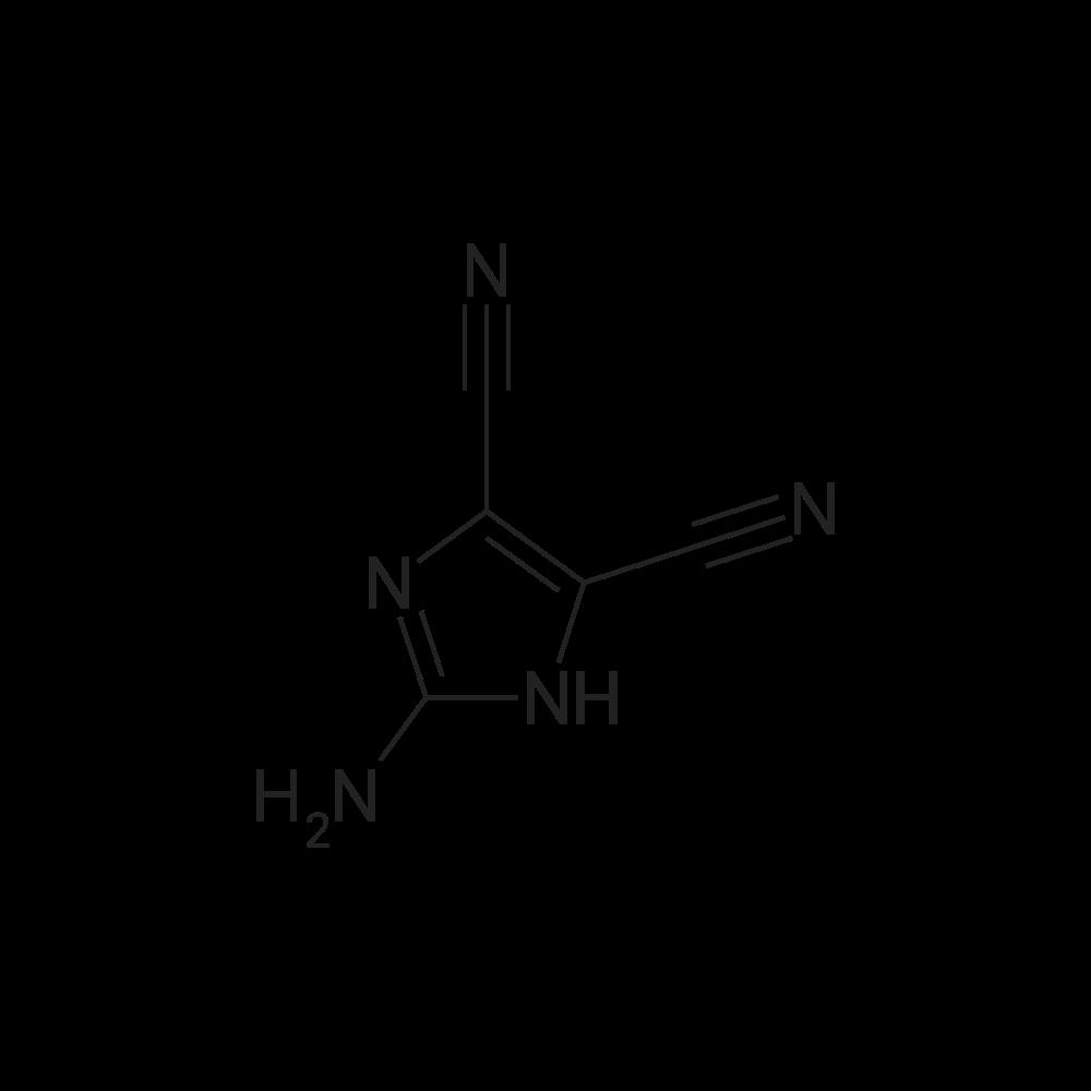 2-Amino-1H-imidazole-4,5-dicarbonitrile