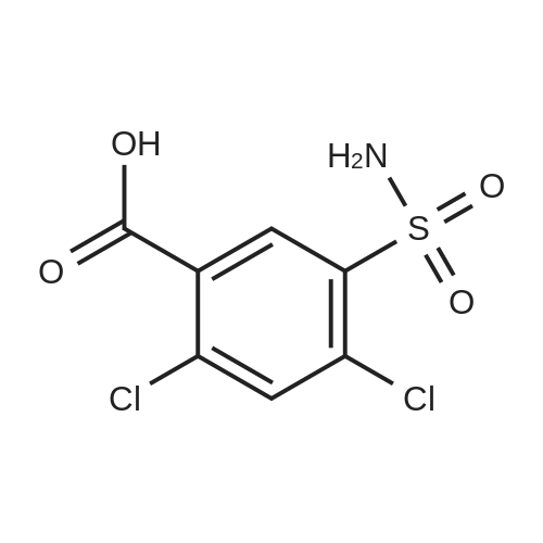 Chemical Structure| 2736-23-4