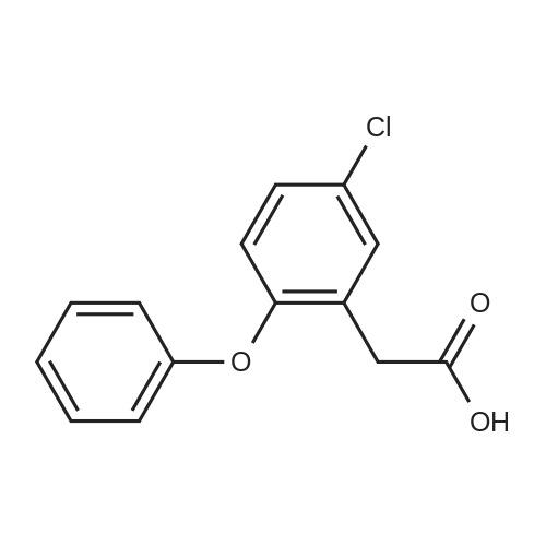 2-(5-Chloro-2-phenoxyphenyl)acetic acid