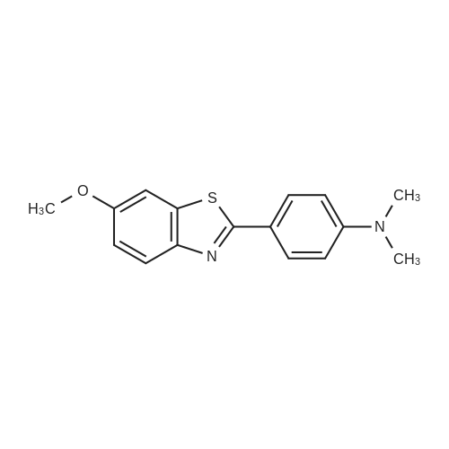 4-(6-Methoxybenzo[d]thiazol-2-yl)-N,N-dimethylaniline