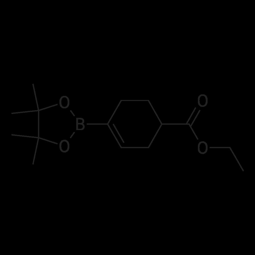 Ethyl 4-(4,4,5,5-tetramethyl-1,3,2-dioxaborolan-2-yl)cyclohex-3-enecarboxylate